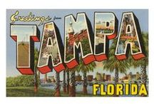 Tampa/My Hometown / by Aleta Quate