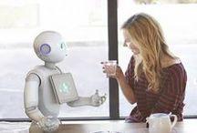 Humanoid robots, menselijke robots / De humanoid is de robot die het dichtste bij de mens komt. Er zijn al toepassingen als model, leraar  of robotbaby. Sommige humanoids benaderen het uiterlijk van een mens zeer sterk en discussies of een humanoid een levenspartner kan worden, zijn volop aan de gang. Welke sociale rol gaat de mensrobot spelen?