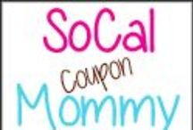 Deals & Coupons / by So Cal Coupon Mommy