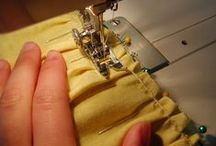 Sewing / by Aleta Quate