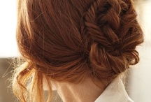Pretty Hair Ideas / by Jennifer Serr