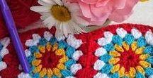 Crochet / http://esradandunyaya.blogspot.com