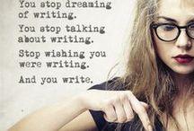 Writing, Words & Paper / by Penelope Tsaldari