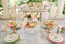 ...And It's Just The Beginning  / A whimsical romantic Jane Austen inspired fairytale wedding.  / by Maggie Baine