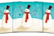 Christmas Card Shop / A look at some of our lovely Christmas card designs which are available to buy.