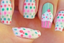 Cupcake Nails / by Rio Beauty Specialists