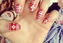 Rio Christmas Nail Art Design Competition Entries