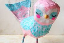 Hand-made and recycled art / by Cecilia Bussolari