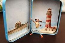 DIY Pictures Frames and Display / by Cecilia Bussolari