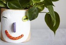 DIY Vases and Planters / by Cecilia Bussolari