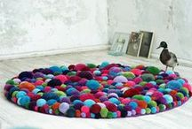 DIY Rugs and Carpets / by Cecilia Bussolari