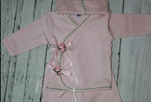 Girls Layette / Gowns