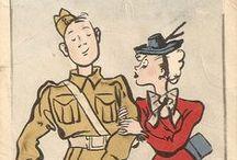 Postcards / Vintage Humour