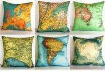 Maps / by Liz Lloyd