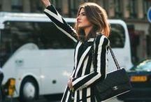 Simply Elegant Looks / My idea of 'street style'.