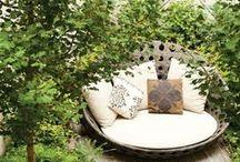 A Secret Garden / Garden Design Inspiration
