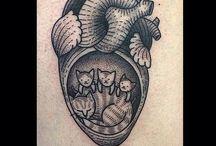 Tattoos / by Elisabeth Ryan