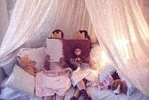Child's Play / Ideas for childrens rooms and activities.