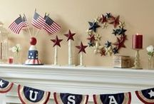 Fourth of July Products / Fun Fourth of July products for the perfect celebration! #FourthofJuly  / by Lillian Vernon