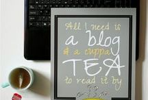 A blog and a cup of tea / Blogging tips and how-to's