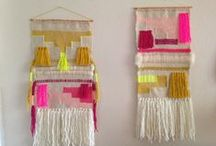 Dreaming of weaving / by Maria Heredia