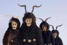 Pagan Costumes of Europe / The Wickerman? Check out these European Pagan Costumes!