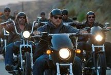 Sons of Anarchy / My new discovery...Sons of Anarchy / by Mary Jo Mohan