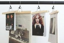 Display Inspiration / Ideas for shop display, trade show stands and press day layouts.