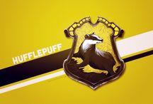 Hufflepuff Pride / by Maggie Baine