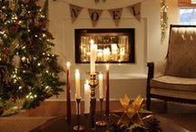 For the love of Christmas / Decorations, Gift Ideas, Fabulous trees, entertaining inspiration.....everything CHRISTMAS!