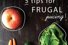 Juiced / Juice recipes to try.