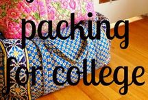 college life!! / by abby delozier