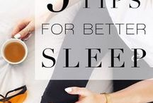 Sleep Tips / Having trouble sleeping lately? Find some natural remedies and efficient tips to help you get your sleeping schedule back on track.