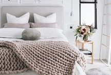 Beds and Bedrooms / The environment in your bedroom influences the quality of your sleep. Do you think your bedroom needs a makeover?  Here are some dreamy bedrooms to inspire you...