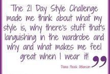 Style Academy / Showcasing my daily posts and updates on Facebook. My Ruby Slippers Style Academy  Style coach | It's all about colour, clothes & confidence. Look good, feel amazing, then go conquer the world! X  www.myrubyslippers.co.uk
