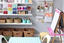 organized kid space