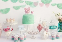 Party Ideas for the Little Ones / by A Clementina