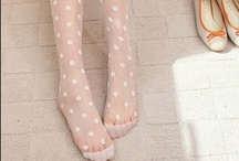 Polka dots / by A Clementina
