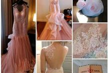 Wedding Dress, Kebaya and Evening Gown / I'm a Wedding Dress Designer and Dress Maker in Jakarta - Indonesia. I draw my own sketches, choose my fabrics and turn it into reality. Isn't it wonderful? :)