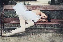 Ballerina Chic / ballet inspired, the ultimate feminine fashion  / by Holly Lipovsky