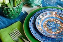 Dinnerware & Place Settings