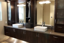 Bathroom Vanities / by Kitchen Cabinet Kings