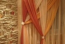curtains / by Ronell Charka