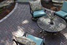 Permeable Pavers / Help Mother Nature with permeable paving options.   / by Unilock