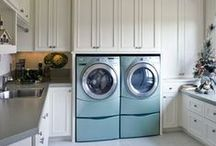 Mud & Laundry Rooms / by Kitchen Cabinet Kings