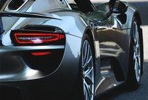 Porsche / by Dean White