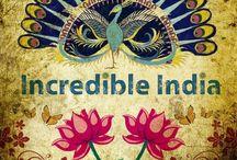 !ncredible !ndia / by Tanaz Bhathena