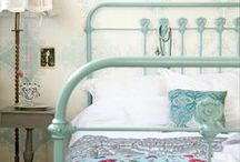 For the Iron Bedframes