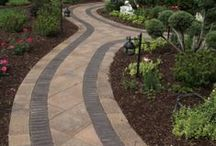 Walkways / Connect all of the elements of your outdoor landscape with a Unilock® walkway! / by Unilock