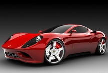Ferrari / by Dean White